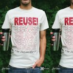 Dinner & A Movie: REUSE! Because You Can't Recycle The Planet