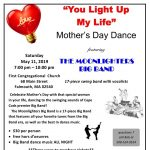 """You Light Up My Life"" Mother's Day Dance"