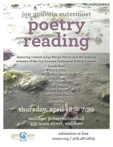 WOMR Outermost Poetry Event