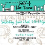 Taste of the Town 2019