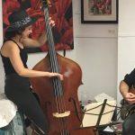 Bart Weisman Jazz Group Featuring Josh Hindmarsh (guitar) & Victoria Woods (bass & vocals)