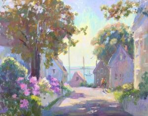 John Clayton Oil Painting Lecture and Demonstratio...