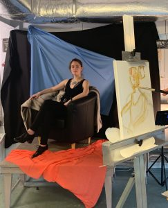 Open Studio with a Model - No Instructor