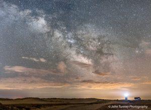 Race Point Lighthouse Milky Way Tour w/ John Tunne...