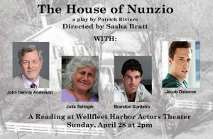 A reading of The House of Nunzio