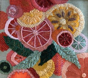 Artful Stitching Workshop with Sally Baer