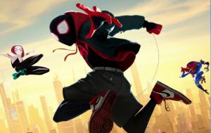 Family Movie - Spider-Man: Into the Spider-Verse