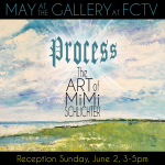 """Process"" - the Art of Mimi Schlichter opens at new Falmouth gallery"