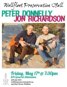 Peter Donnelly & Jon Richardson in Concert