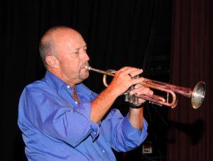 Bart Weisman Jazz Group Featuring Steve Ahern (trumpet, glute & vocals)