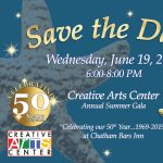 Creative Arts Center Annual Summer Gala: Celebrate the Arts!