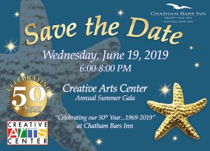 Creative Arts Center Annual Summer Gala: Celebrate...