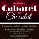 Cape Cod Chorale Presents Cabaret au Chocolat