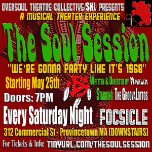 The SOUL SESSION - A Funky Musical
