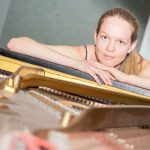 Pianist Alexandra Beliakovich in Benefit Recital for WOMR