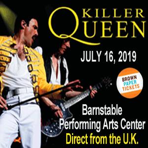 Killer Queen Concert