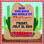 ARTrageous Gala: Grab Your Boots & Saddle Up!