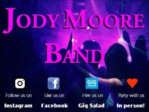 Jody Moore Band @ Peter's Pond RV Resort Sandwich!...