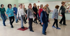Pop, Rock and Latin Line Dancing in Harwich