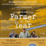 Local Lens Film Screening: FARMER OF THE YEAR