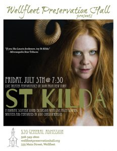 St. Kilda - Live Theater Performance