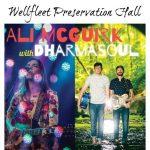 Ali McGuirk & Dharmasoul