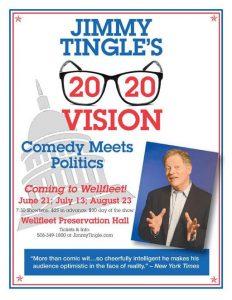 Jimmy Tingle: 20/20 Vision