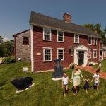 Free Fun Friday at the Cahoon Museum of American Art