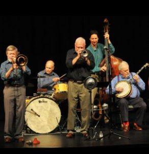 The New Black Eagle Jazz Band