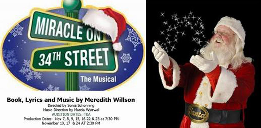 Auditions for 'Miracle on 34th Street' | ArtsCapeCod org