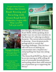 Follow the Green Road: Reusing and Recycling with ...