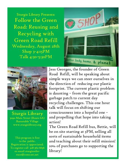 Follow the Green Road: Reusing and Recycling with Green Road