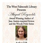 Author Abigail Reynolds