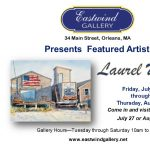 Featured Artist Exhibit - Laurel Wilson