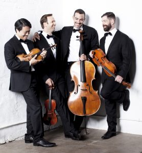 Cape Cod Chamber Music Festival Hosts The Miró Qu...