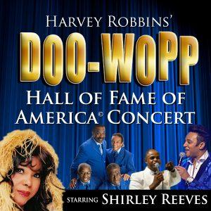 Harvey Robbins' Doo-Wopp Concert