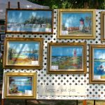Free Oil Painting Demo by Artist John Glass