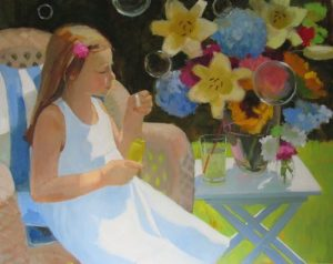Still-Life Oil Painting with Maryalice Eizenberg