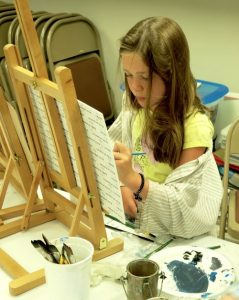 Go Fish! Fundamentals of Art for Children, Ages 5-7; July 9 to Aug 13