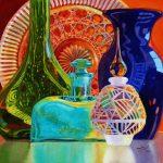 Ann Hart! Awash with Color- Transparent Watercolor - Mon & Tues, AUG 19 &20