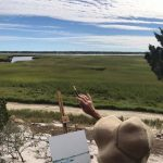 Sandy Neck Art Adventure Workshop with Mary Moquin