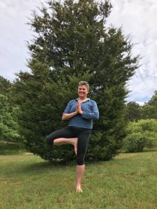 Weekly Yoga: Poetry in Motion with Kate Wallace Rogers