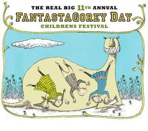 Fantastagorey Day Childrens Festival