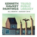 """Kenneth Hawkey Paintings"" at the Truro Public Library"