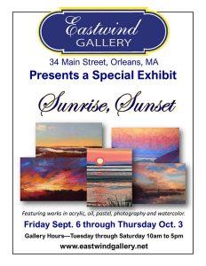 Special Exhibit - Sunrise, Sunset
