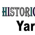 Historic Treasures Yard Sale