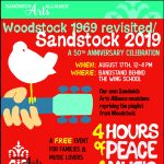 Sandstock: Woodstock Revisited in Sandwich