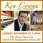Ken Cowan in Concert