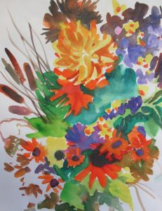 Watercolor Wednesdays with Julie Blanchard