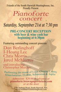 Pianoforte Concert